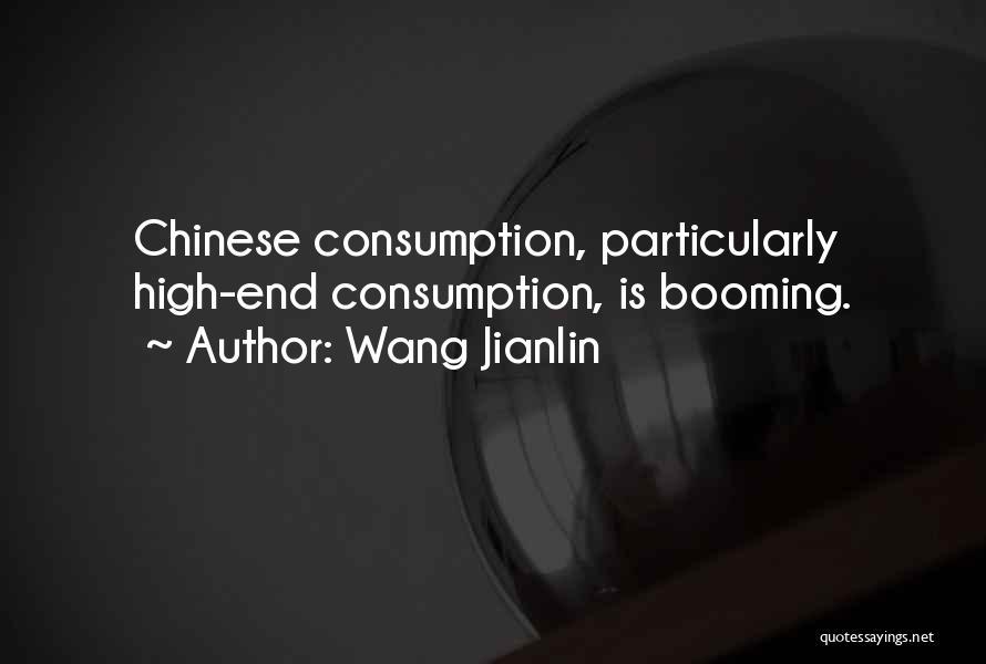 Wang Jianlin Quotes 1023402