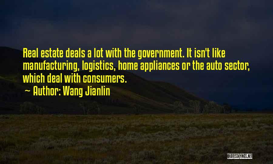 Wang Jianlin Quotes 106721
