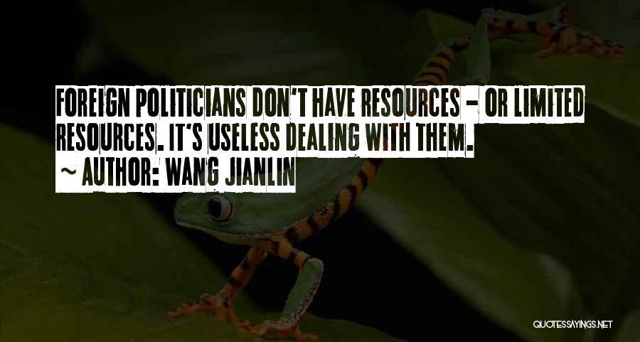 Wang Jianlin Quotes 1702372