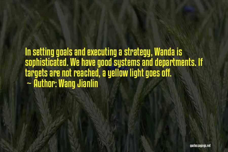 Wang Jianlin Quotes 410547