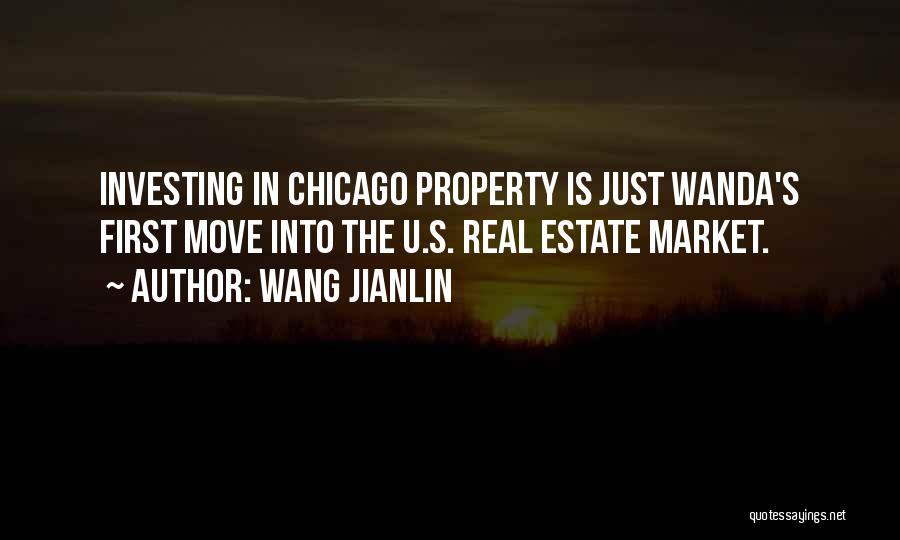 Wang Jianlin Quotes 448244