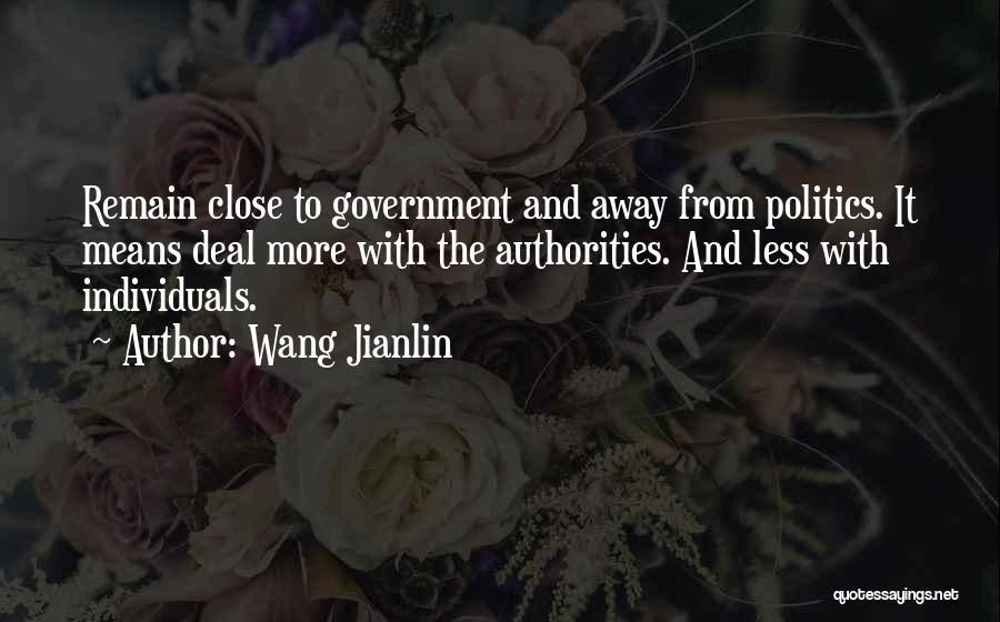 Wang Jianlin Quotes 505848