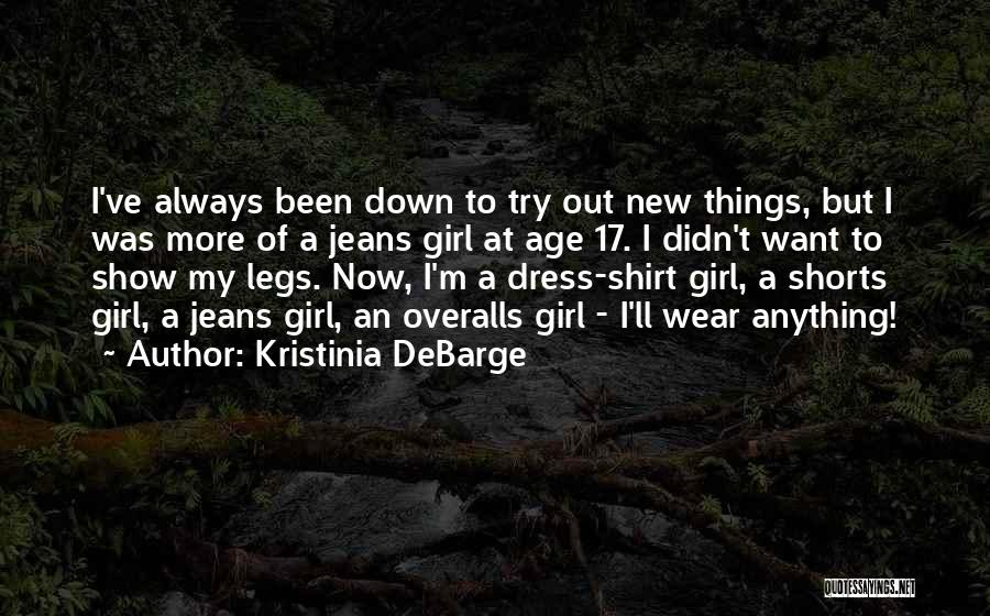 Want A Girl Quotes By Kristinia DeBarge