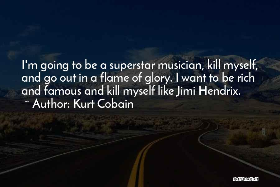 Want To Kill Quotes By Kurt Cobain