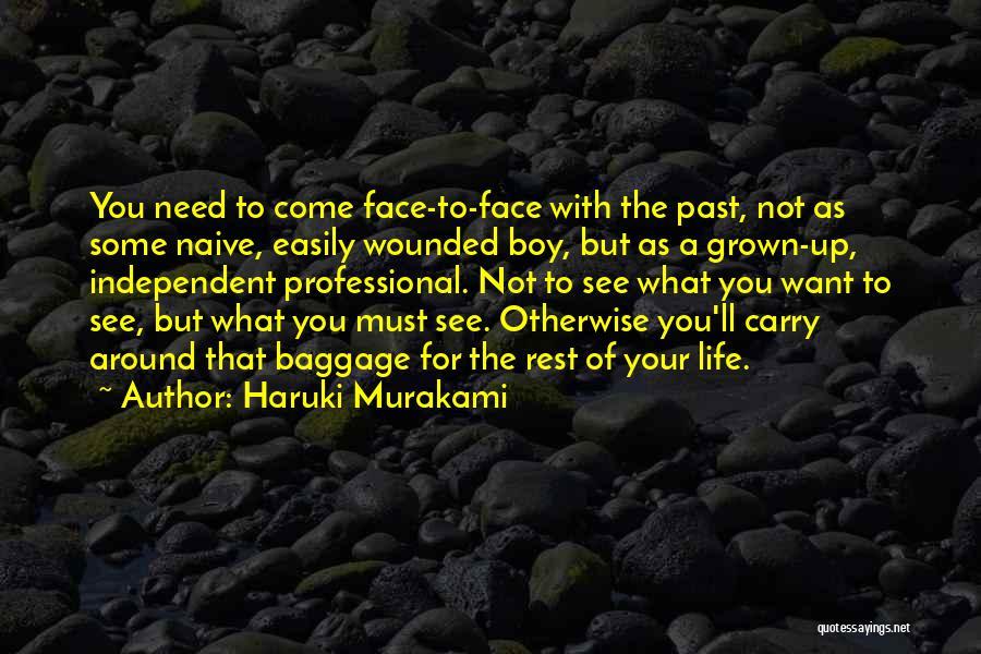 Want To See Quotes By Haruki Murakami