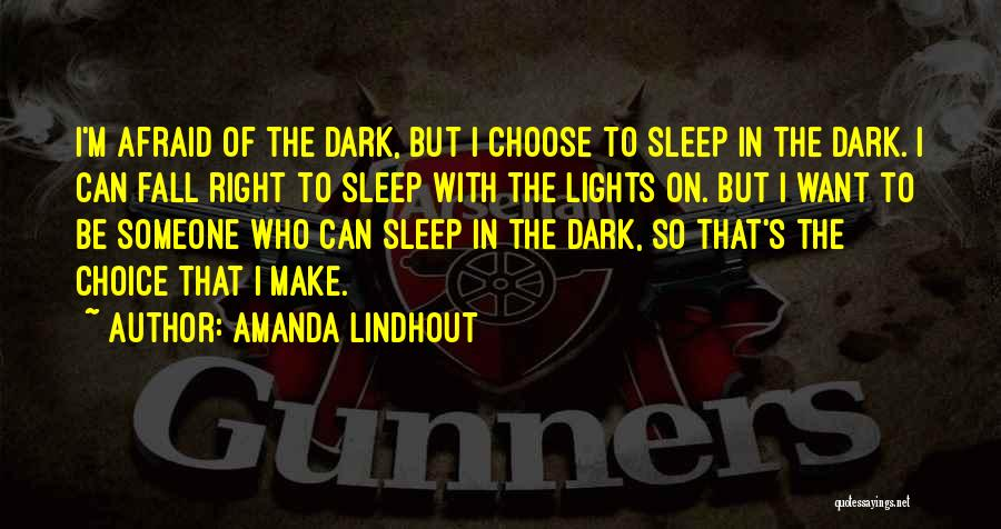 Want To Sleep But Can't Quotes By Amanda Lindhout