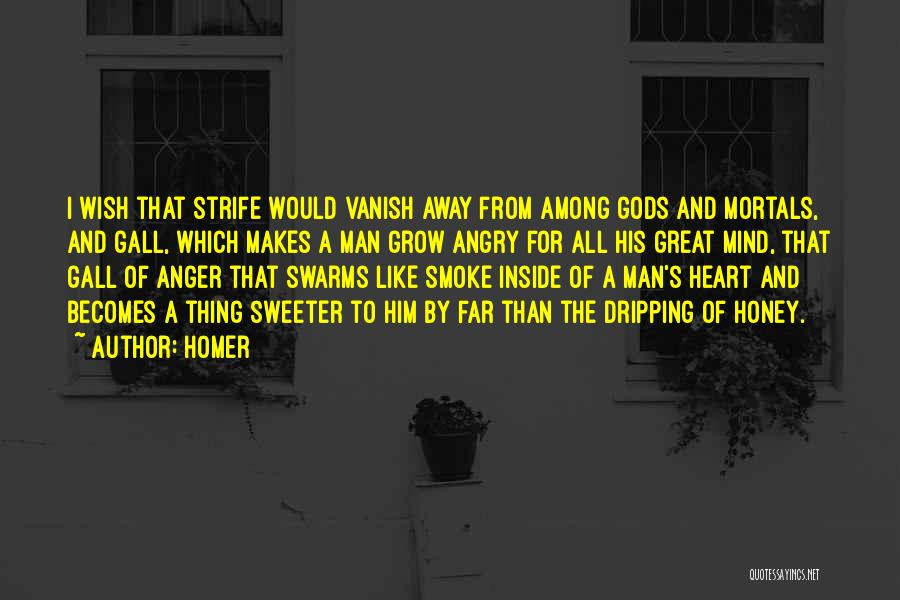 Want Vanish Quotes By Homer