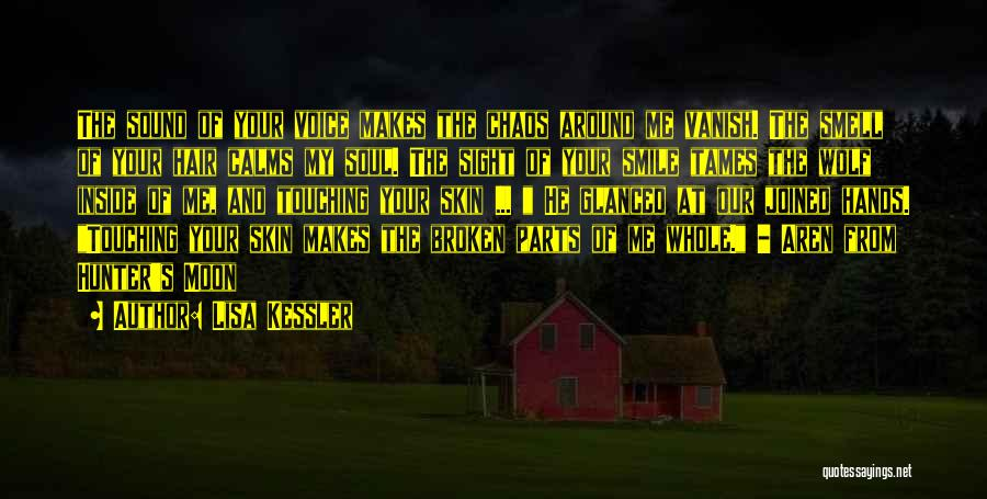 Want Vanish Quotes By Lisa Kessler