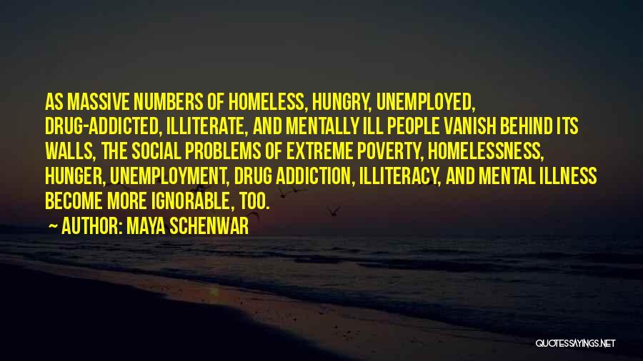 Want Vanish Quotes By Maya Schenwar