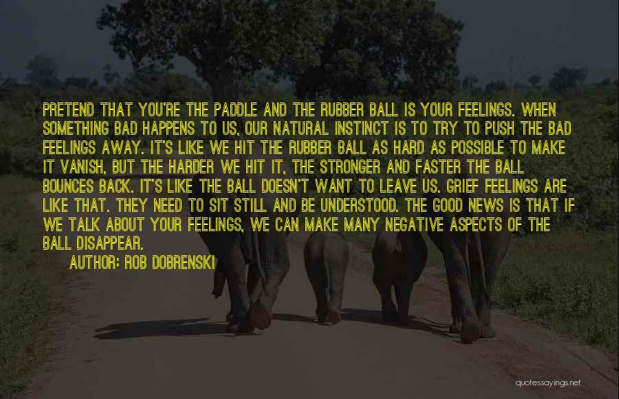 Want Vanish Quotes By Rob Dobrenski