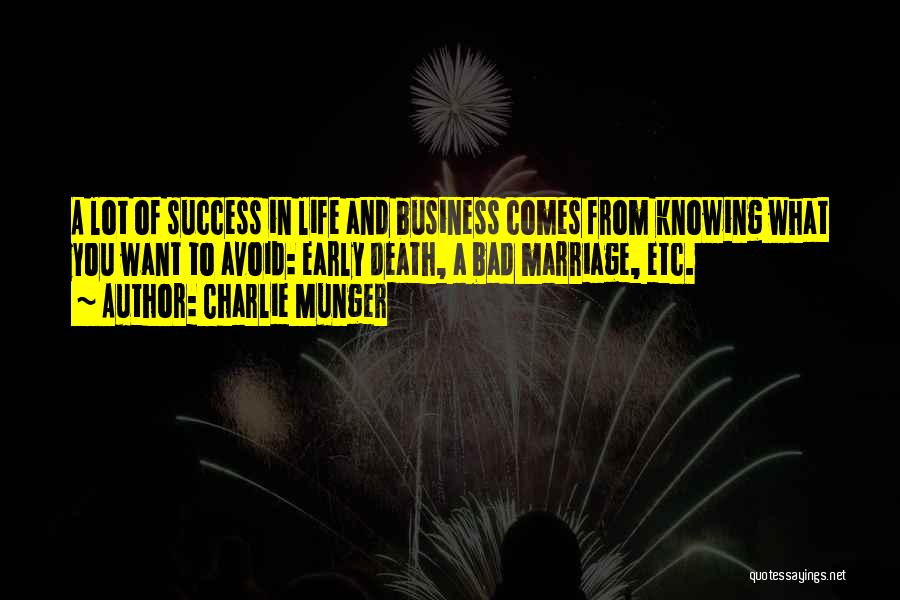 Want You Bad Quotes By Charlie Munger
