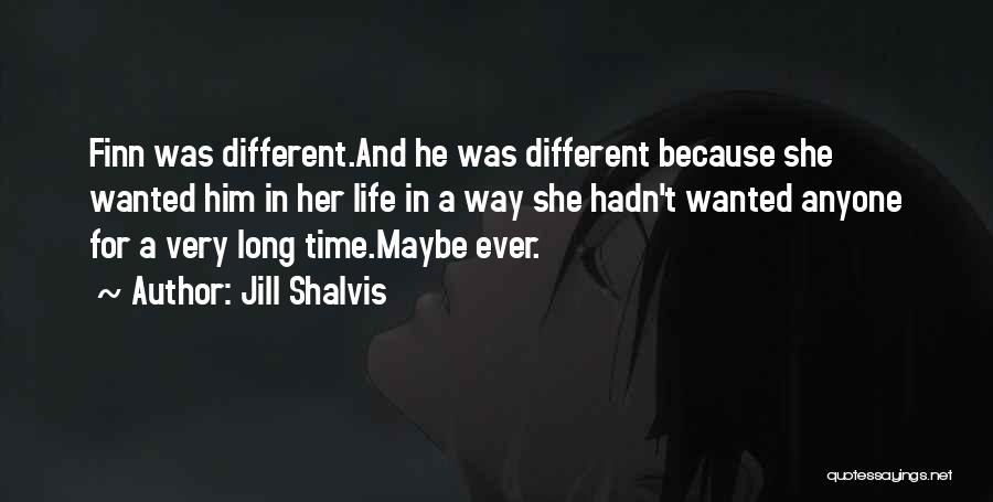 Wanted Love Quotes By Jill Shalvis
