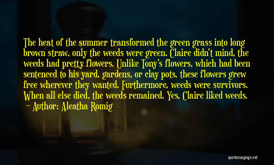 Wanted Quotes By Aleatha Romig