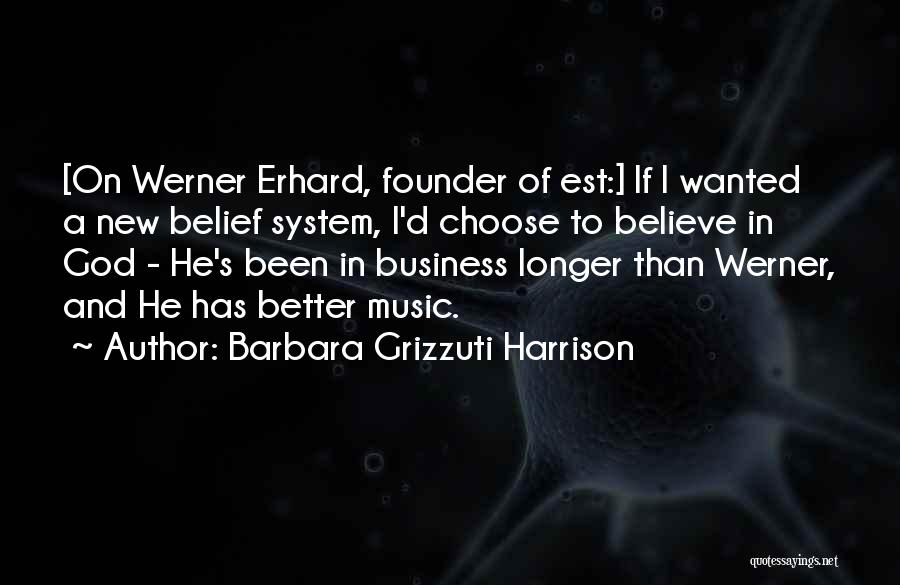 Wanted Quotes By Barbara Grizzuti Harrison