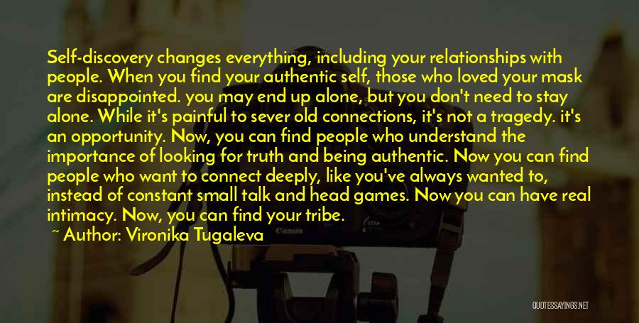 Wanted To Talk Quotes By Vironika Tugaleva