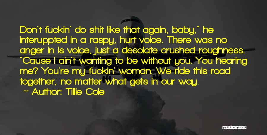 Wanting A Baby Quotes By Tillie Cole