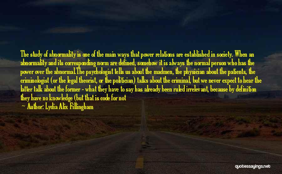 Wanting One Person Quotes By Lydia Alix Fillingham