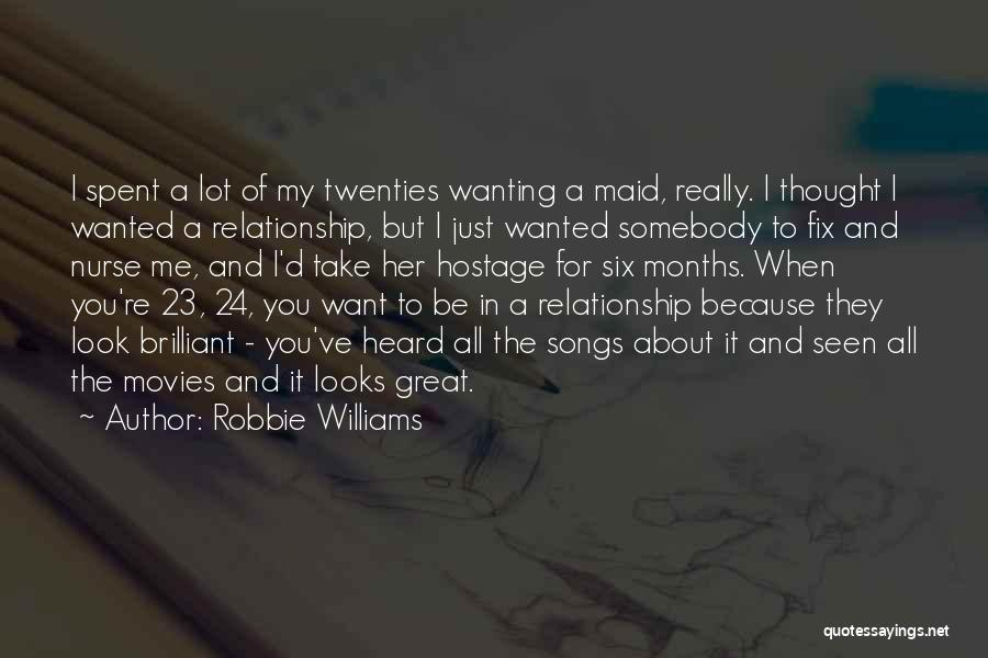 Top 1 Quotes & Sayings About Wanting To Fix A Relationship