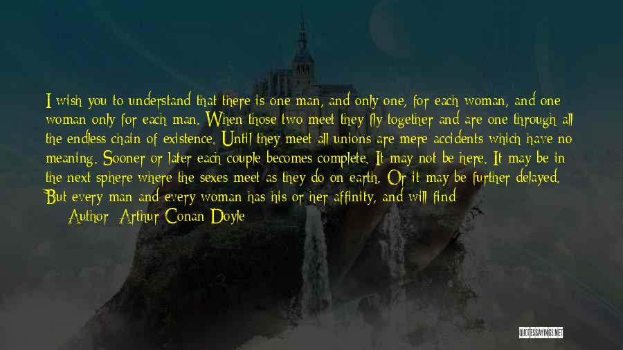 Wanting To Fly Quotes By Arthur Conan Doyle