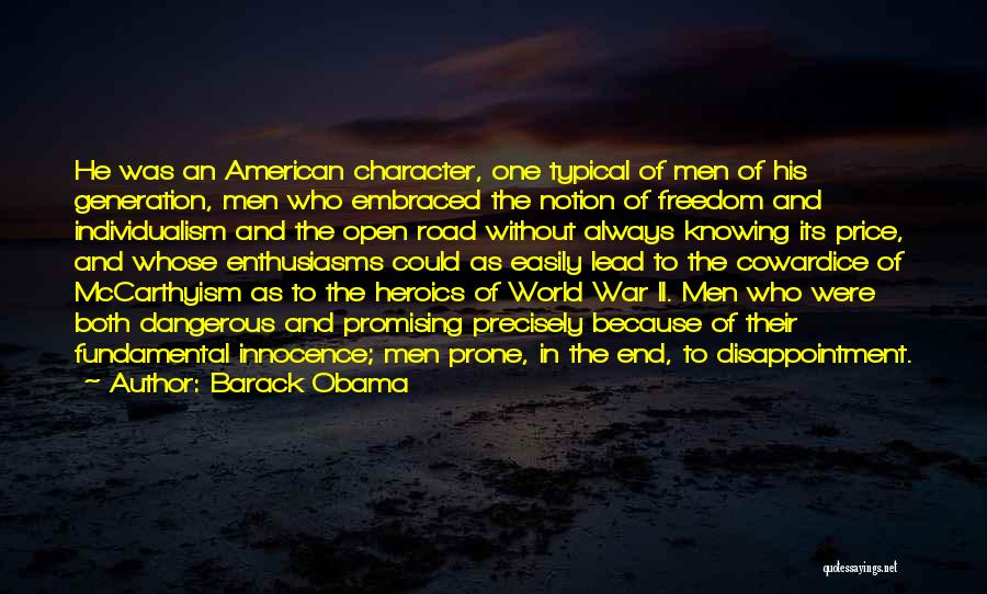 War And Innocence Quotes By Barack Obama