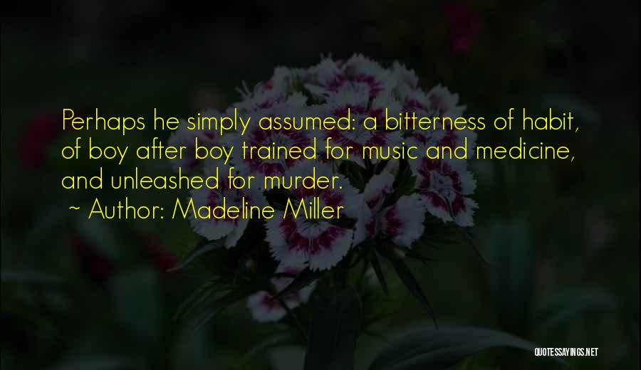War And Innocence Quotes By Madeline Miller