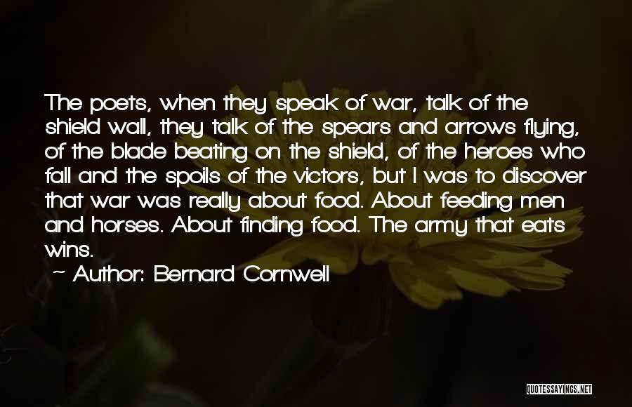 War Horses Quotes By Bernard Cornwell