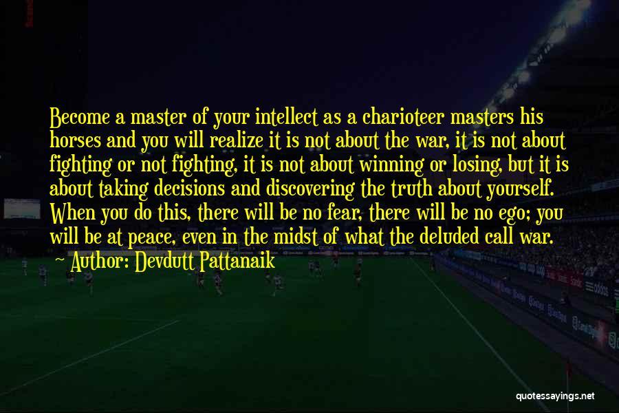 War Horses Quotes By Devdutt Pattanaik