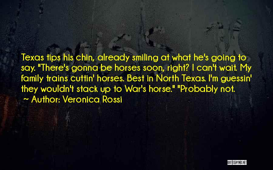 War Horses Quotes By Veronica Rossi