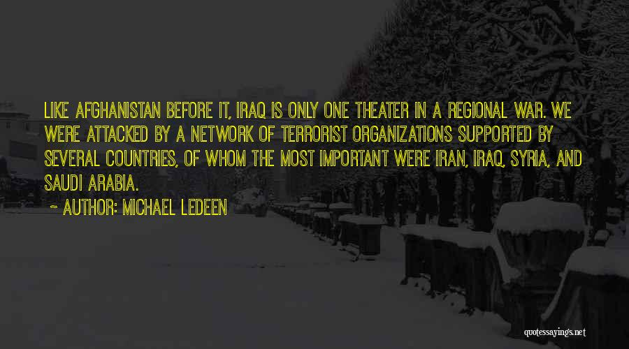 War In Syria Quotes By Michael Ledeen