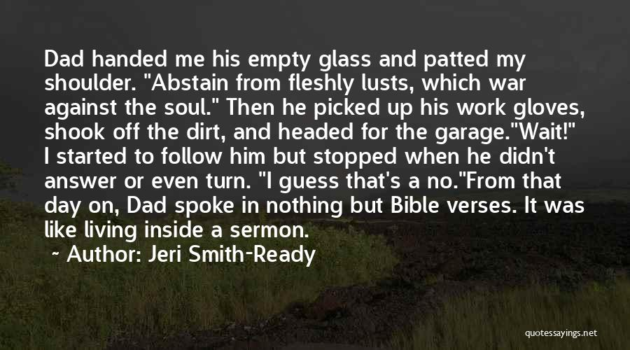 War Ready Quotes By Jeri Smith-Ready