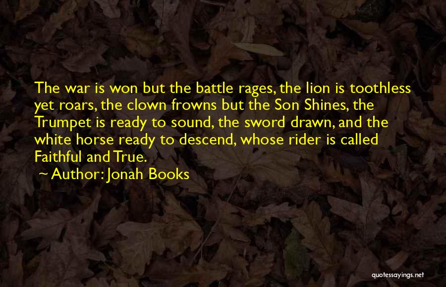 War Ready Quotes By Jonah Books