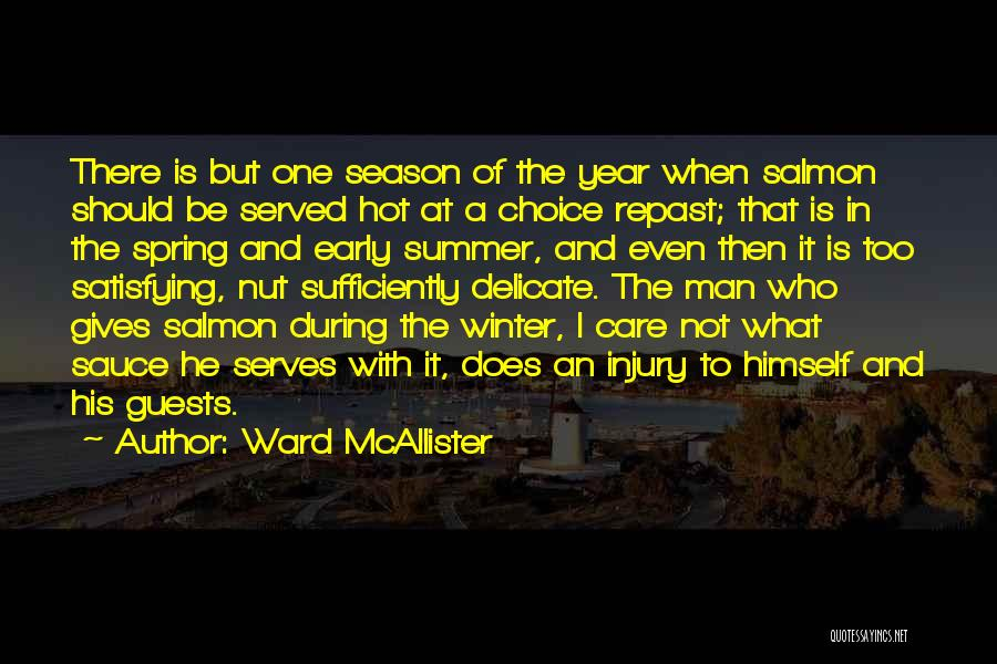 Ward McAllister Quotes 2154445