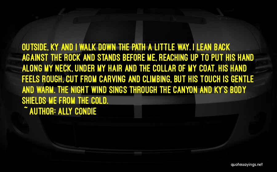 Warm Me Up Quotes By Ally Condie
