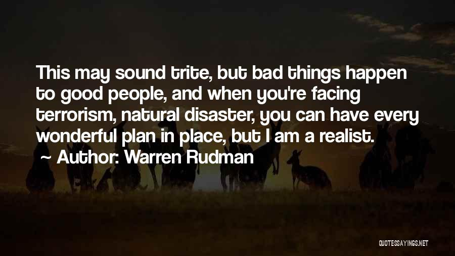 Warren Rudman Quotes 1005587
