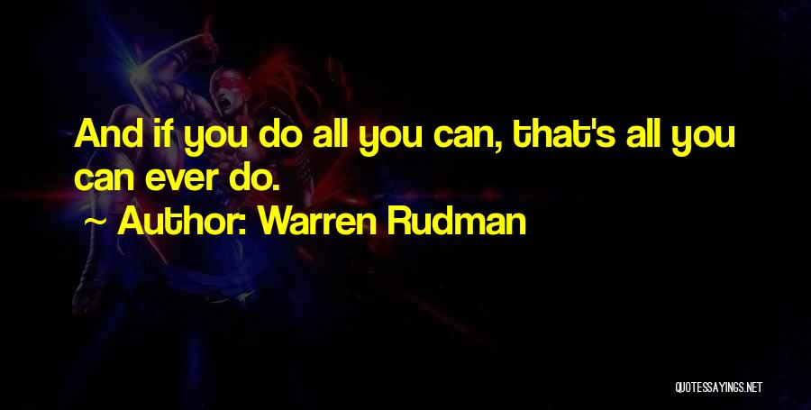 Warren Rudman Quotes 1476172
