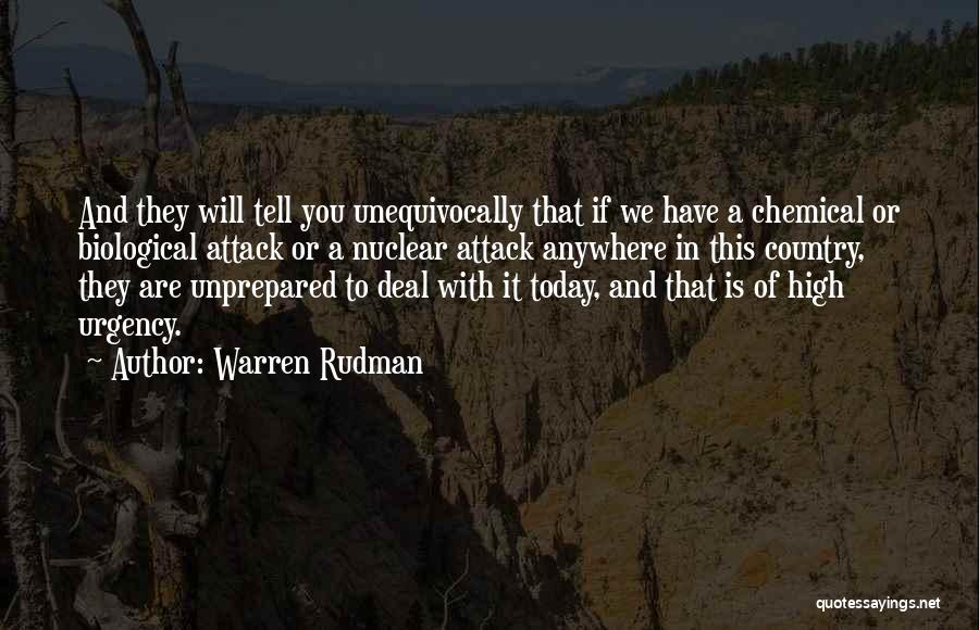 Warren Rudman Quotes 1596465