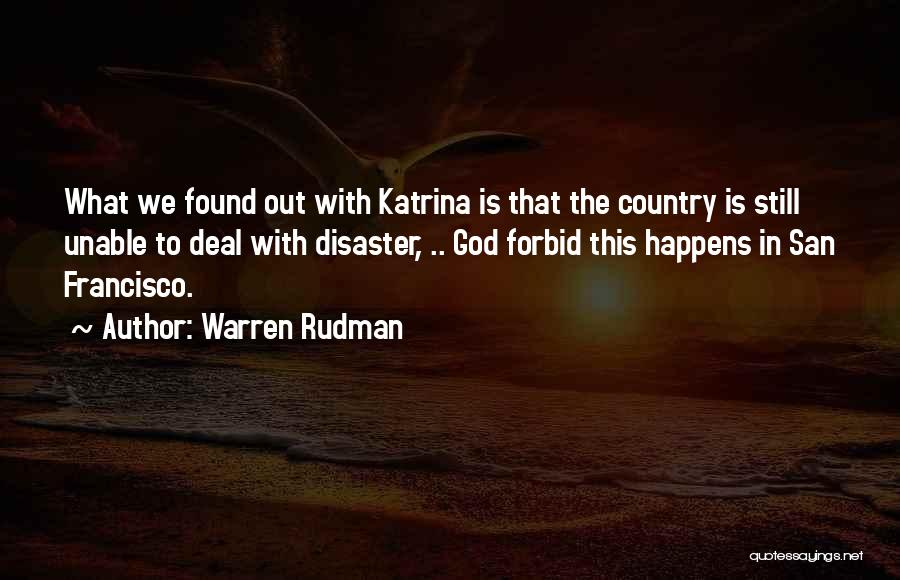 Warren Rudman Quotes 1706613