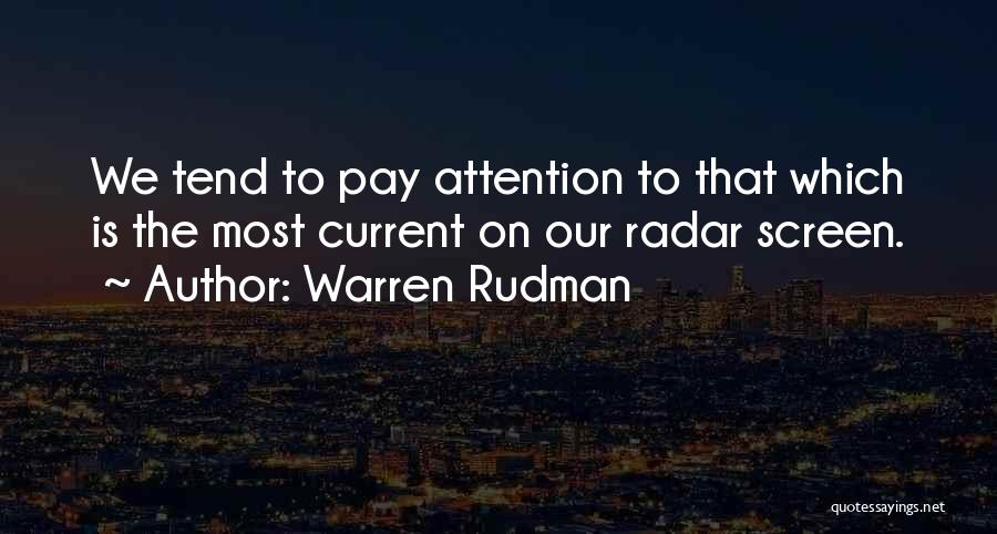 Warren Rudman Quotes 2161499