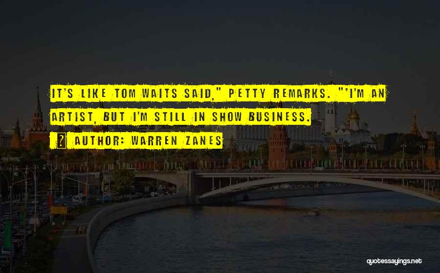 Warren Zanes Quotes 1126879