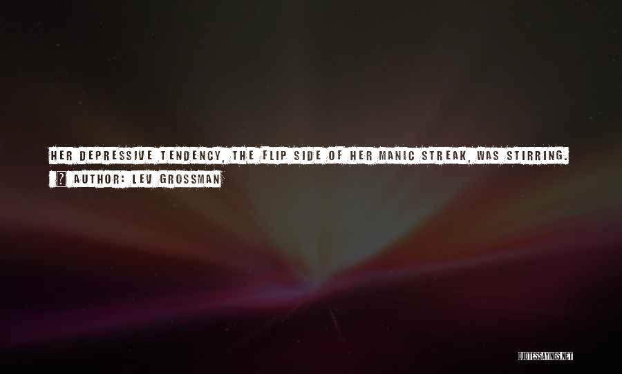 Waste Effort Quotes By Lev Grossman