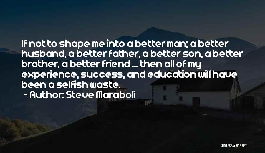 Waste Of Life Quotes By Steve Maraboli
