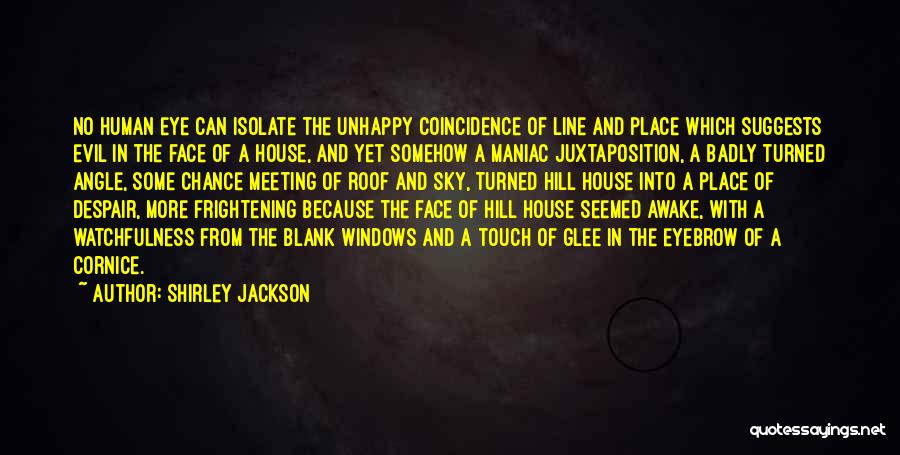 Watchfulness Quotes By Shirley Jackson