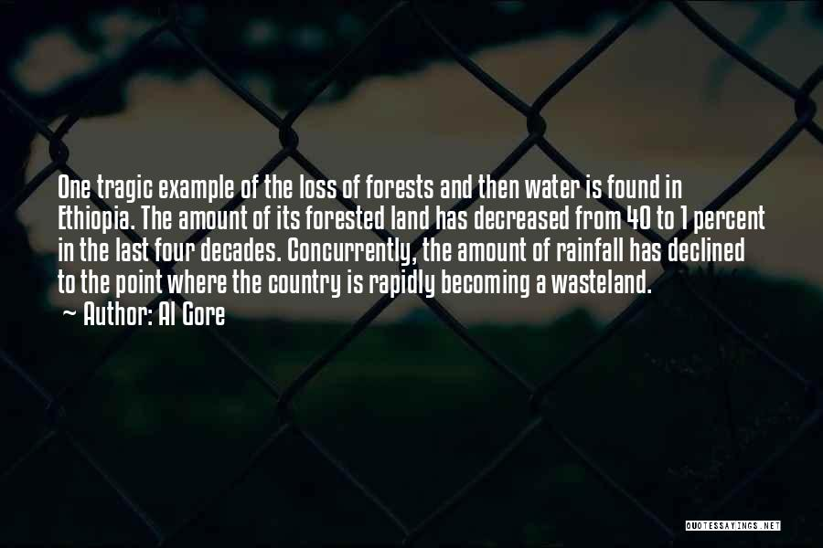 Water And Land Quotes By Al Gore