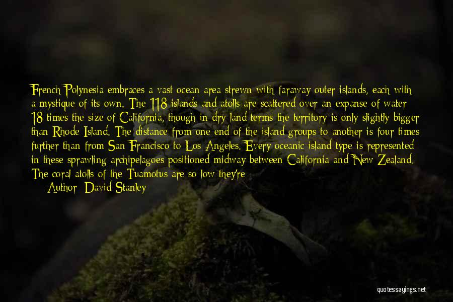 Water And Land Quotes By David Stanley