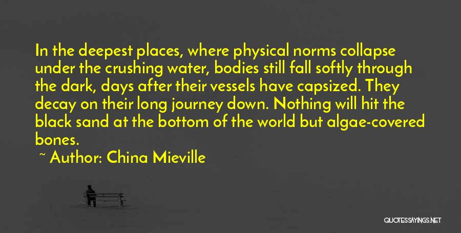 Water Bodies Quotes By China Mieville