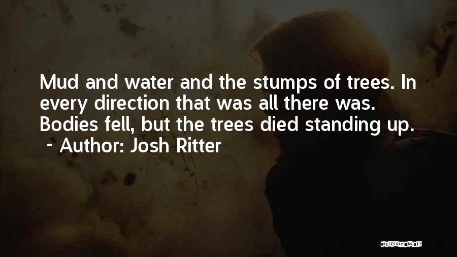 Water Bodies Quotes By Josh Ritter