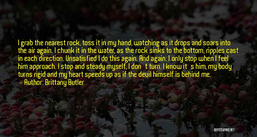 Water Drops Quotes By Brittany Butler