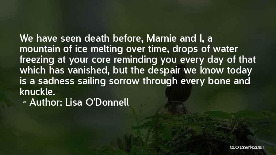 Water Drops Quotes By Lisa O'Donnell