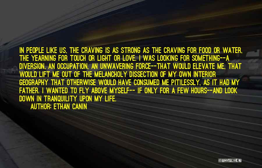 Water Is My Life Quotes By Ethan Canin