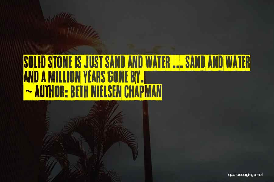 Water Stone Quotes By Beth Nielsen Chapman